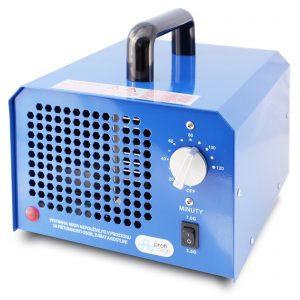 Generátor ozónu OLSI tepovanie